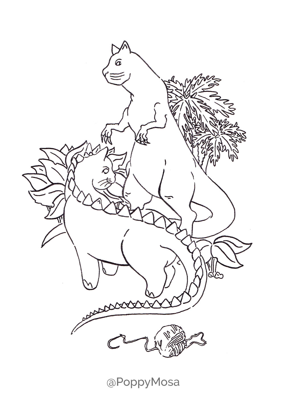 Dinocats